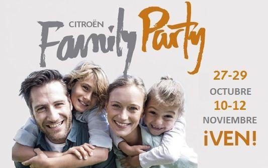 Citroën Family Party