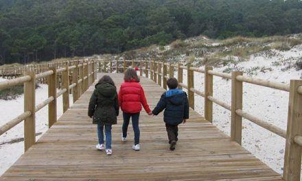 Rutas y senderismo con niños en otoño