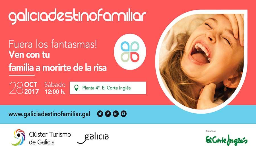 Galicia Destino Familiar: Talleres gratuitos