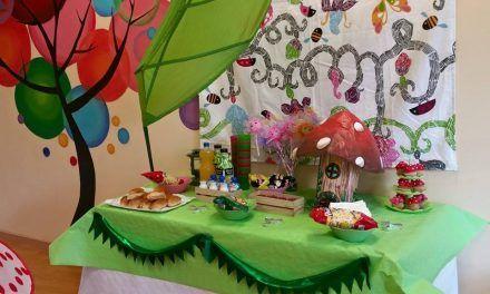 Cumpleaños en Tatarina Centro de Ocio Infantil