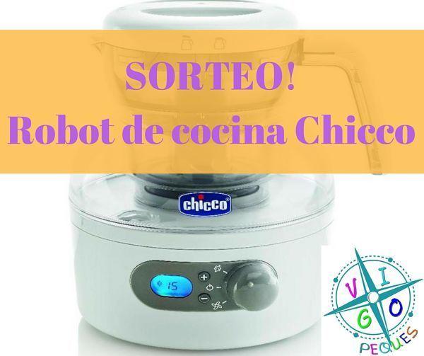 Mi mami es lista sorteo robot de cocina vigopeques for Robot de cocina para bebes