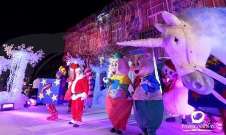 Navidad en Povoa de Varzim