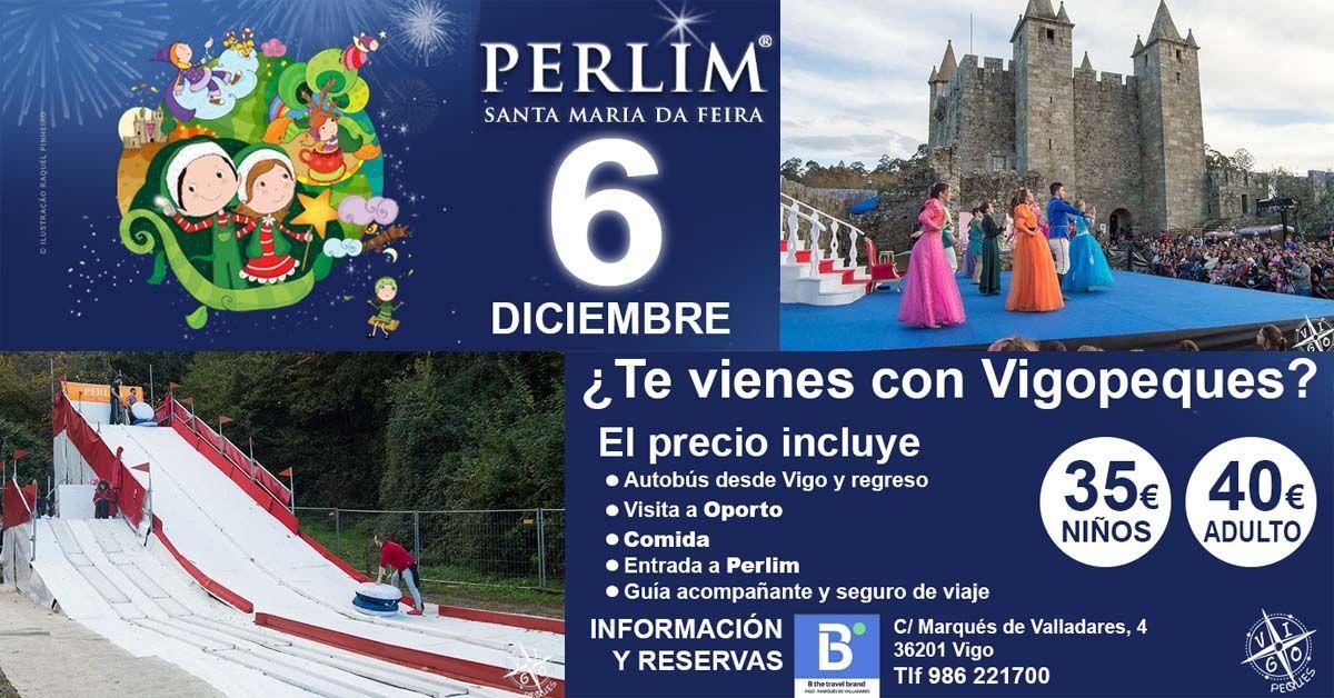 Viaje a Oporto y Perlim