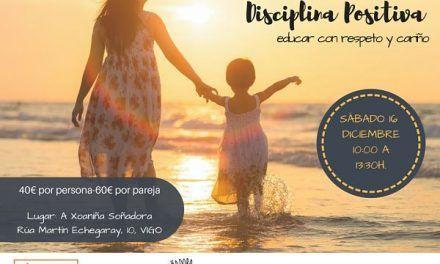 Taller de disciplina positiva en Vigo