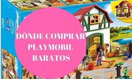 Dónde comprar Playmobil baratos