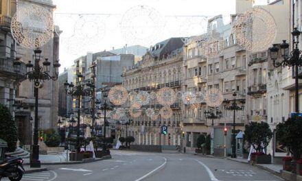 Vitrasa deja de circular los festivos por el centro