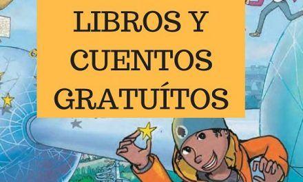 Libros y cuentos gratuitos para jóvenes viajeros