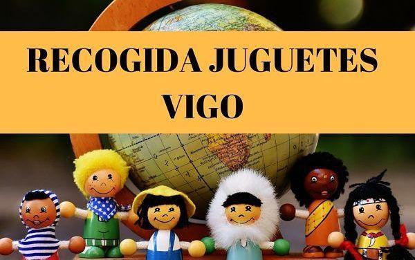 Puntos de Recogida de juguetes en Vigo