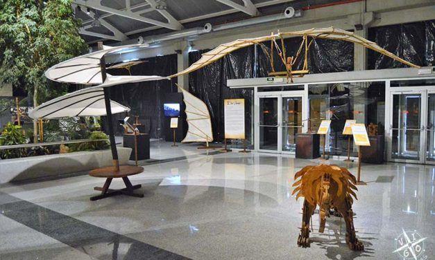 La Exposicion Da Vinci se amplia hasta el 30 de junio