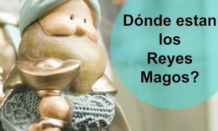 Dónde están los Reyes Magos en Vigo