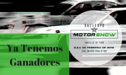 Sorteo Galiexpo Motor Show 2018