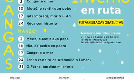 Invierno en ruta: 9 rutas gratuitas por Cangas