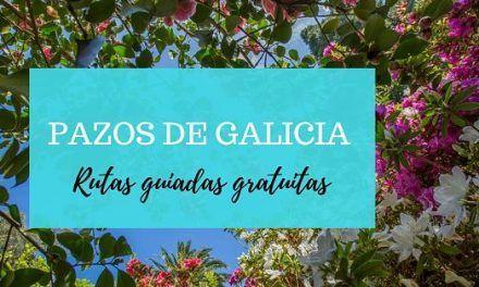 Rutas gratuitas por los Pazos de Galicia