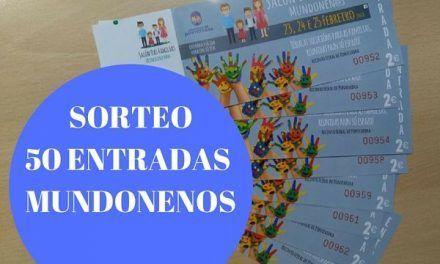 SORTEO Feria Mundonenos, el salón de las familias