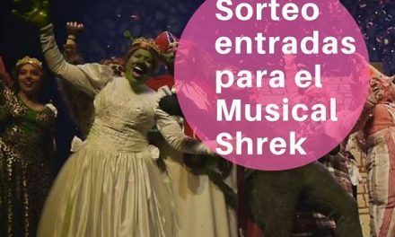 Sorteo entradas musical Shrek: ya tenemos ganadores!