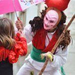 Comienza el carnaval en Vigo con O merdeiro