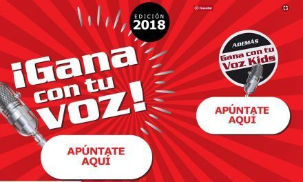 Casting: Gana con tu Voz Kids