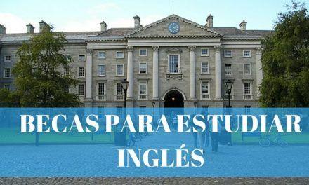 Becas para estudiar Inglés en verano 2019