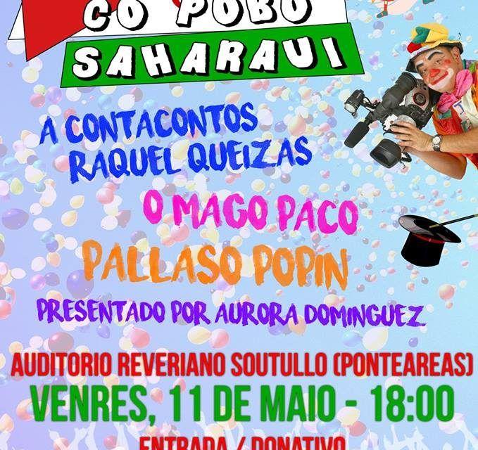 Festival Solidario con el pueblo saharauí