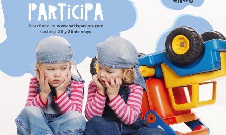 Casting para niños en Vigo