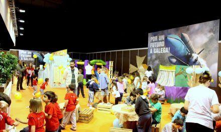 La Feria Internacional de Galicia apuesta por las familias
