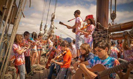 Un semana musical diferente: San Simón Fiddle 2018
