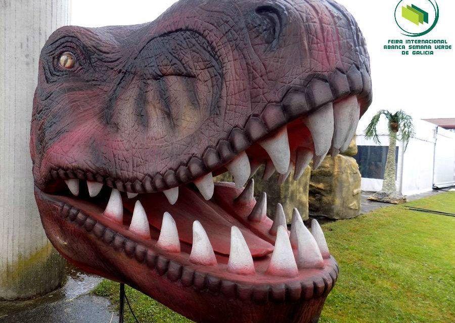 Dinosauria Experience: Los dinosaurios invaden Silleda este fin de semana