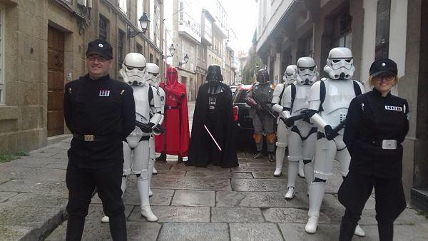 La Tropa Korriban de Star Wars visitará la Hoguera de Teis