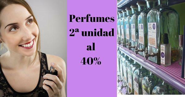 Las rebajas llegan al rincón de los perfumes