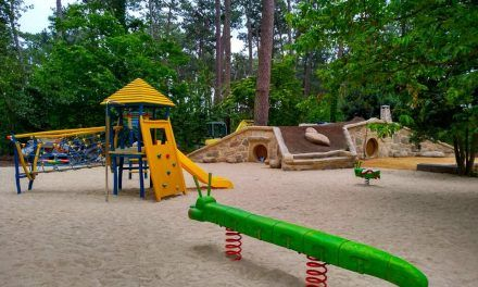 La Aldea de los Grobits: un parque infantil diferente
