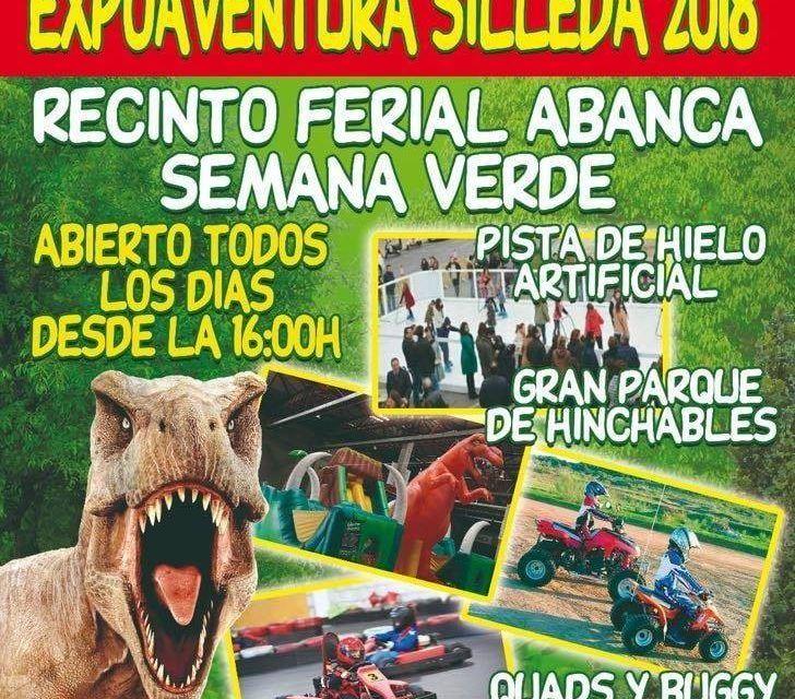 Expoaventura 2018: diversión para todas las edades