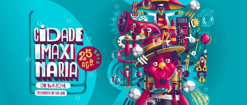 La Cidade Imaxinaria vuelve en verano a la Cidade da Cultura
