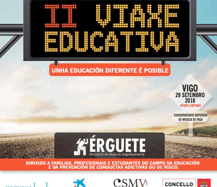 II Viaje Educativo para familias y educadores en Vigo