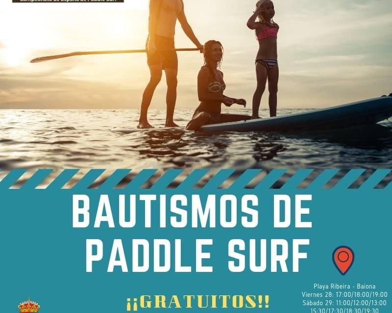 Salitre Fest 2018: Paddle Surf para todos los públicos