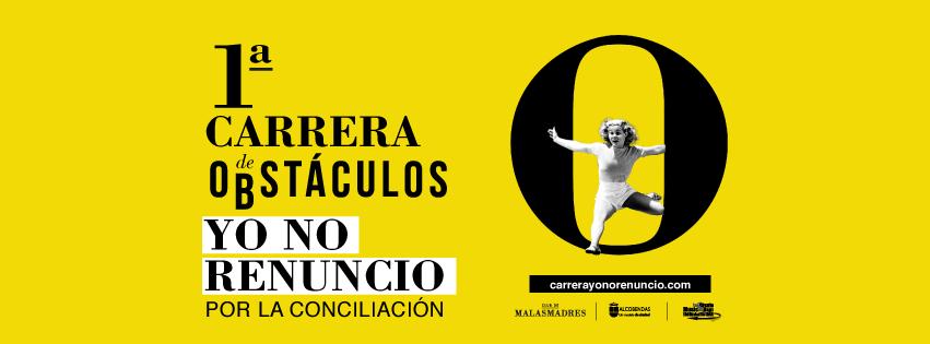 Yo no renuncio: la primera carrera nacional por la conciliación real