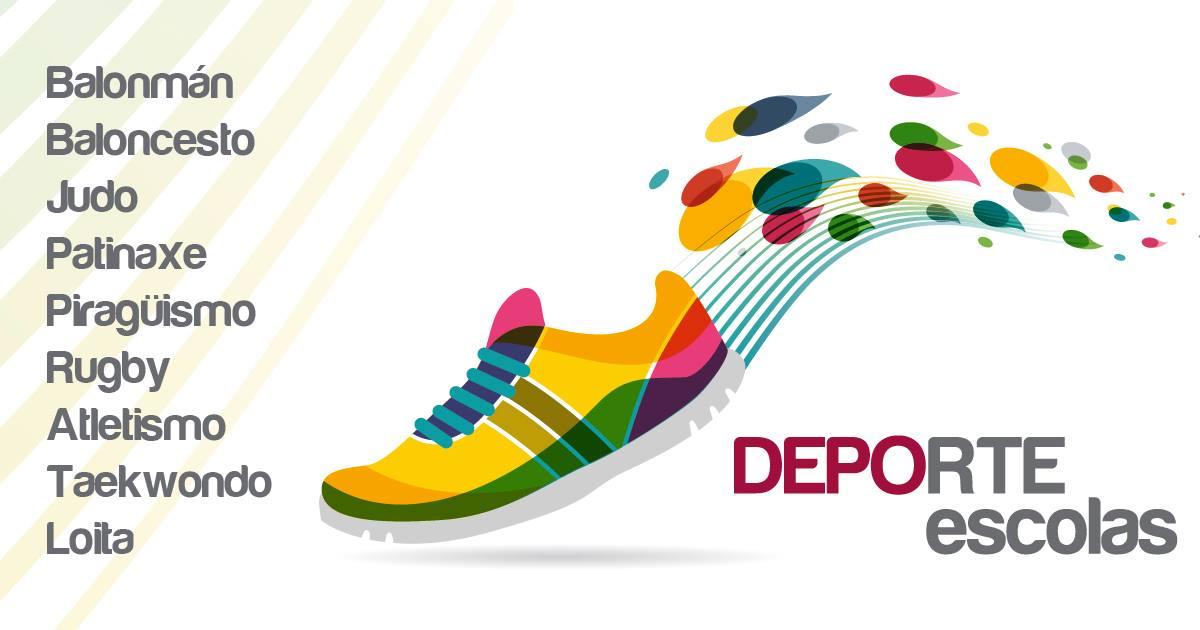 Practica gratis deporte con Deporte-escolas