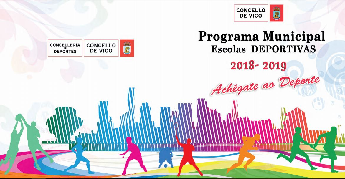 Vigo: Escuelas Deportivas 2018-19