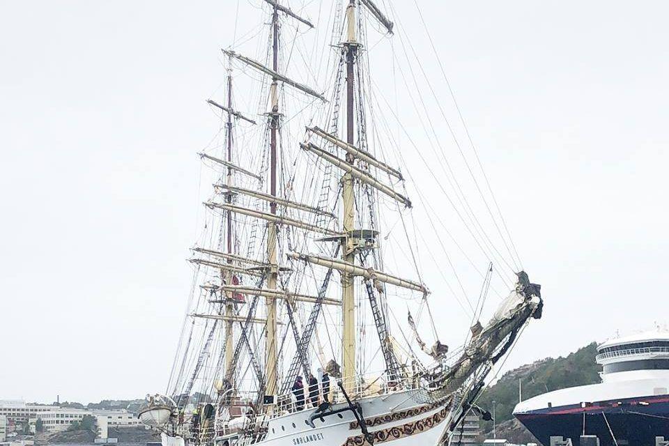 Sorladent: El barco escuela que podrá visitarse en Vigo