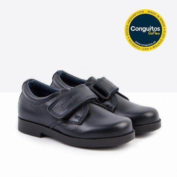 ae5c508f Vuelta Cole Al Los Conguitos Con Zapatos Colegiales Lavables RjLA354