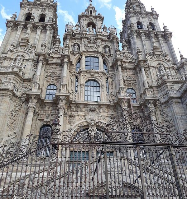 Santiago de Compostela con niños
