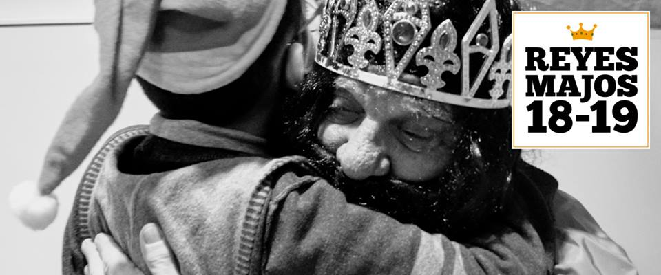 Reyes Majos para nuestros mayores