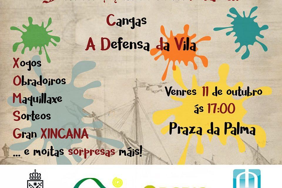 Desembarco Pirata en Cangas
