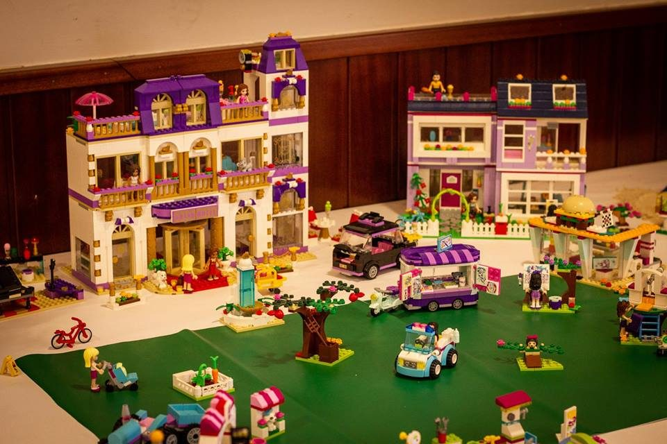 Exposición Lego en Mondariz Balneario
