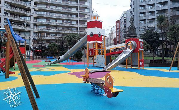 La apertura de los parques en Vigo tendrá que esperar