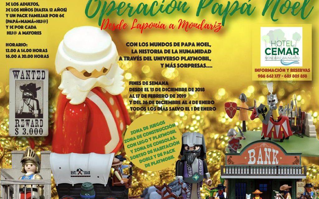 Belenes Playmobil en Galicia