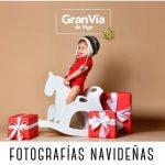 Fotos de Navidad para niños gratis en el Centro Comercial Gran Vía