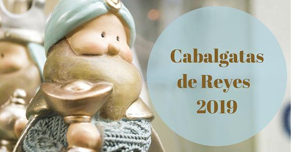 Cabalgatas de Reyes en Vigo, Pontevedra y área de influencia.