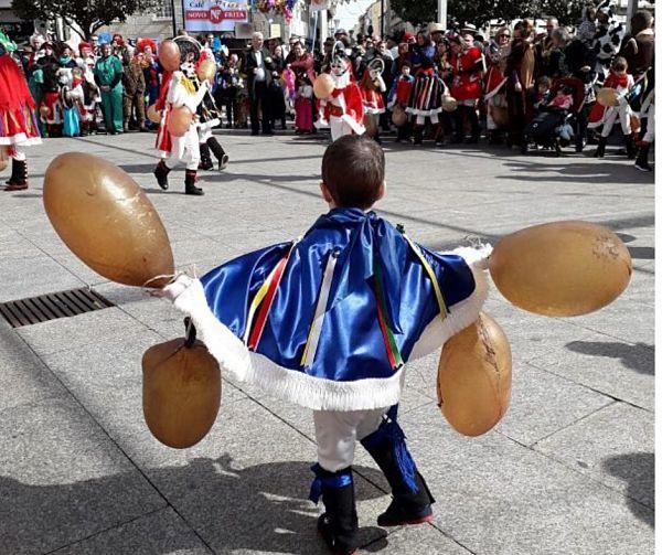 Xinzo de Limia: Primer entroido de Interés Turístico Internacional