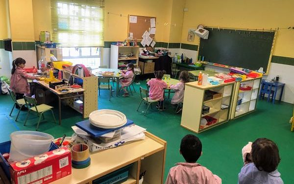 Escoger colegio en Vigo: Escuela Infantil Rúa Aragón