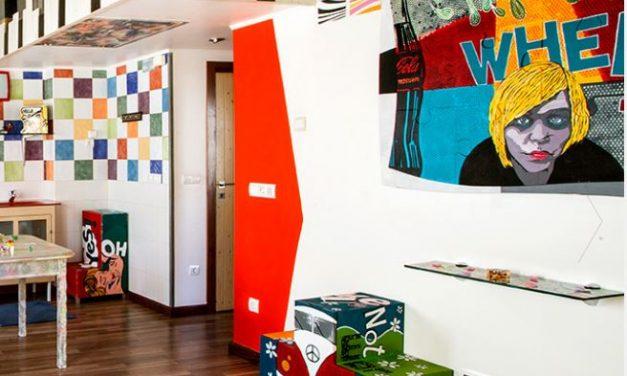 Anahuaska Art: arte y descanso en familia